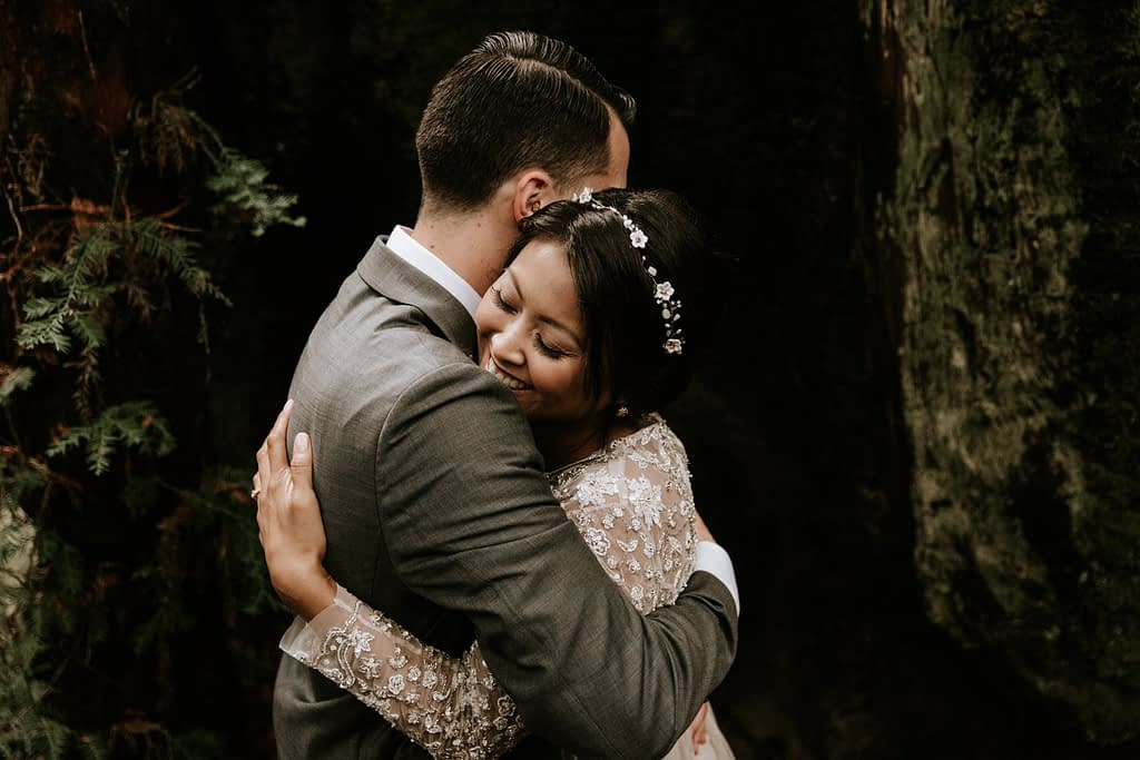 Henry Cowell Elopement in Santa Cruz