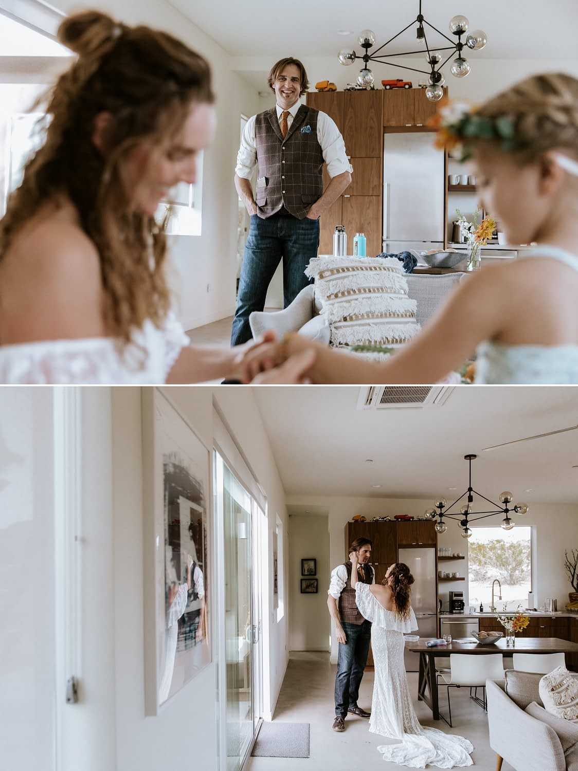 Intimate Joshua Tree Elopement Paige Nelson
